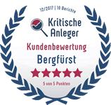 Crowdinvesting Bergfürst Testsiegel
