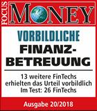 Testsiegel Weltsparen