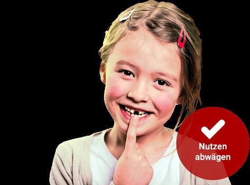 Zahnzusatzversicherung für Kinder sinnvoll?